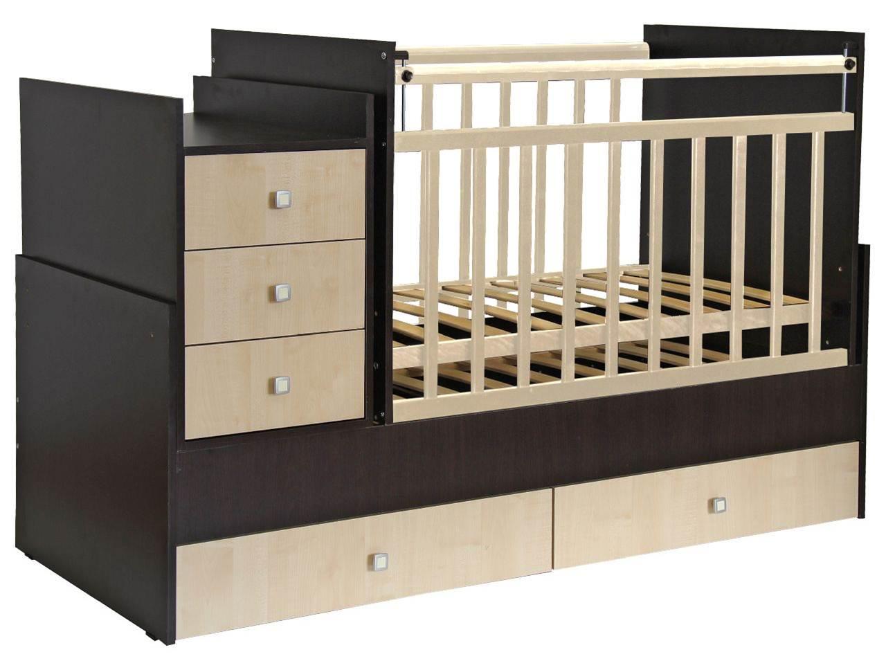 инструкция кроватка детская ульяна-2