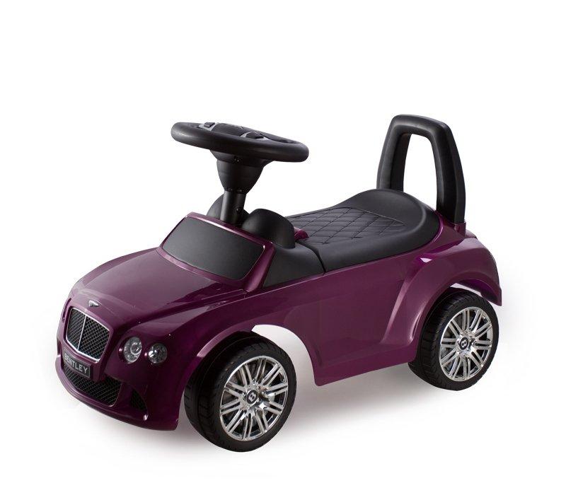 бентли фиолетовая игрушка