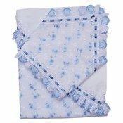 Комплект для новорожденного  на выписку 8 предметов шитье / арт.1102