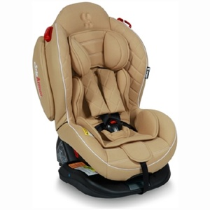 Автокресло Lorelli Arthur ISOFIX Beige Leather