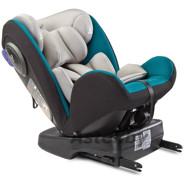Автокресло Caretero Mokki Isofix DARK GREEN (0-36 кг)