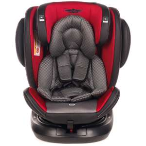 Автокресло Martin noir Grand Fix 360 Red Cardinal (IsoFix)
