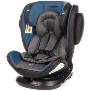Автокресло Martin noir Grand Fix 360 Blue Canyon (IsoFix)