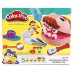 Мистер Зубастик, Набор Пластилин Color-Mud (аналог Play Doh)