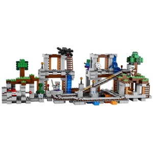 Конструктор Bela My world 10179 Шахта (926 дет.) аналог LEGO 21118