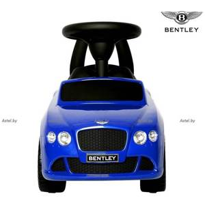 Каталка Chi lok BO Bentley Бентли 326P / Синий