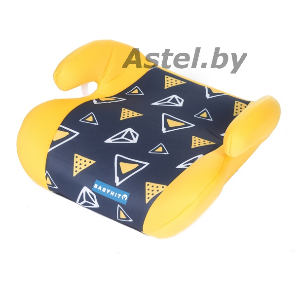 Бустер Babyhit BOOST X (BLUE YELLOW) Жёлто-синий