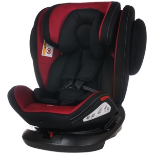Автокресло Martin noir Grand Fix 360 Melange Red